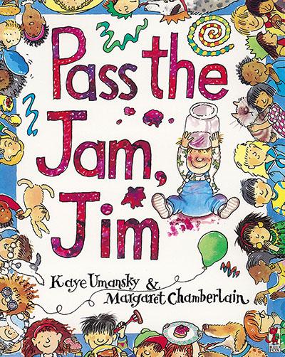 Pass The Jam, Jim - Jacket