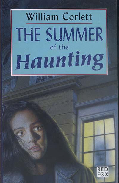 The Summer Of The Haunting - Jacket
