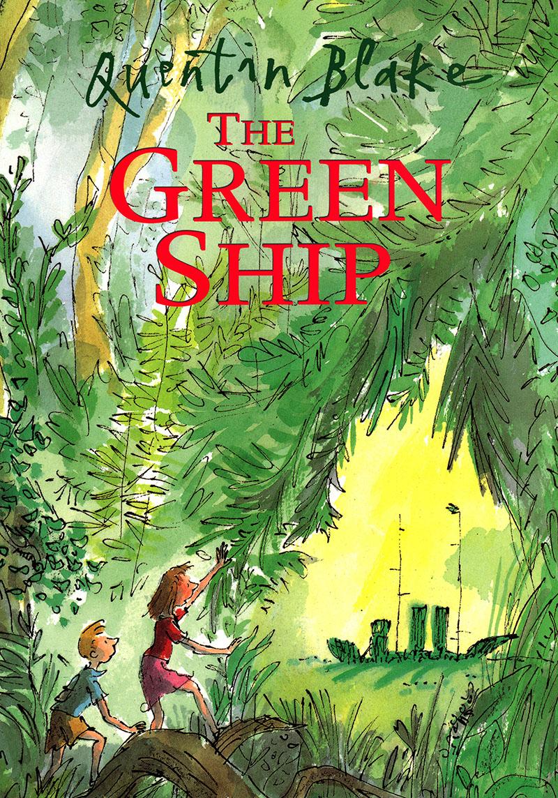 The Green Ship - Jacket
