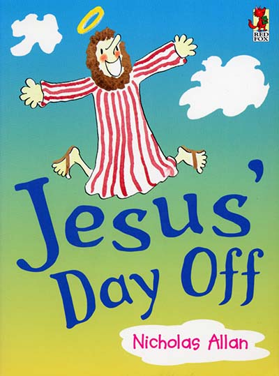 Jesus' Day Off - Jacket