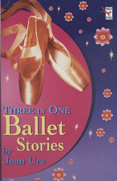 Complete Ballet Stories - Jacket