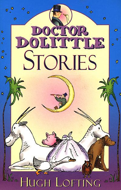 Dr Dolittle Stories - Jacket