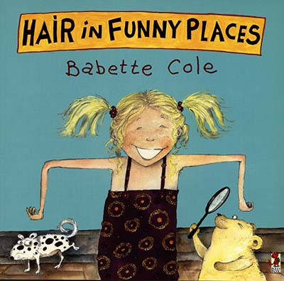 Hair In Funny Places - Jacket