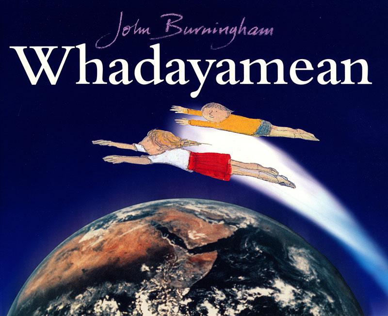 Whadayamean - Jacket