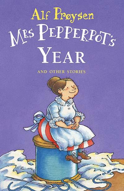 Mrs Pepperpot's Year - Jacket