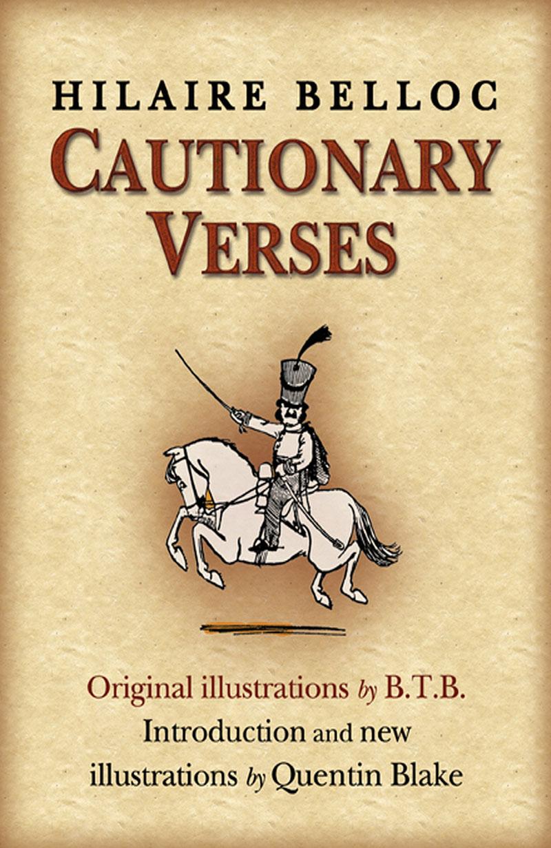 Cautionary Verses - Jacket