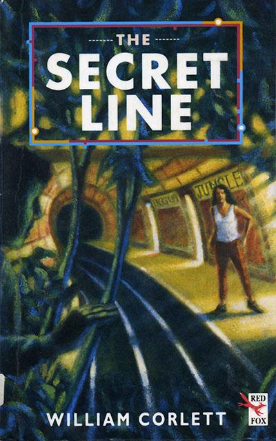 The Secret Line - Jacket