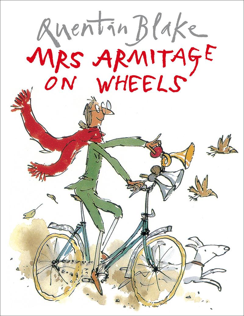 Mrs Armitage on Wheels - Jacket