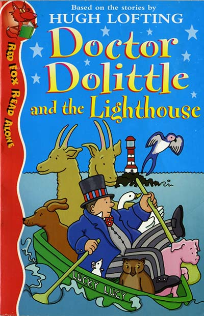 Doctor Dolittle And The Lighthouse - Jacket