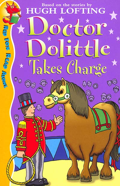 Dr Dolittle Takes Charge - Jacket