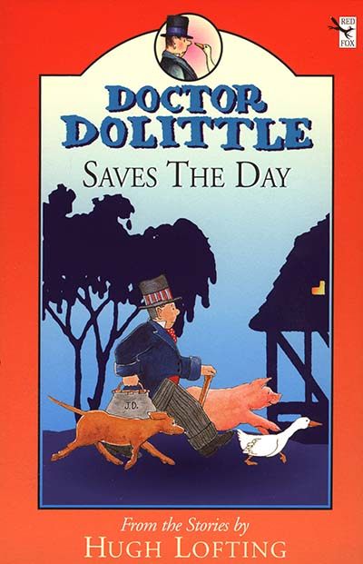 Dr Dolittle Saves The Day - Jacket