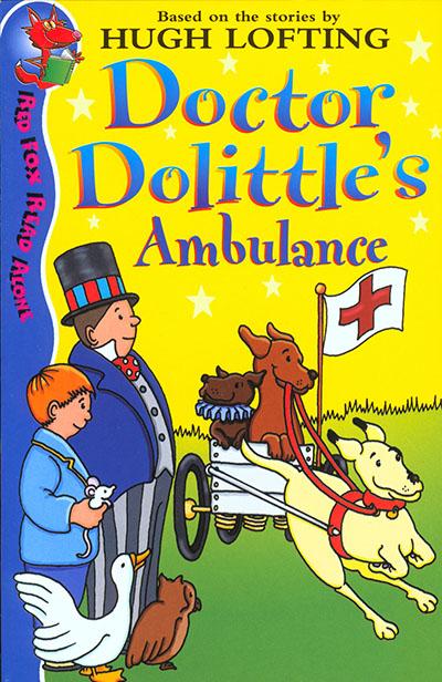 Dr Dolittle's Ambulance - Jacket