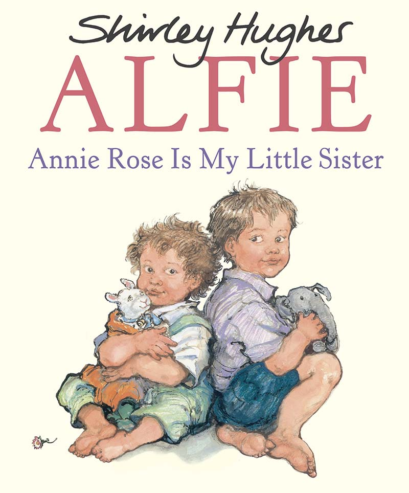 Annie Rose Is My Little Sister - Jacket