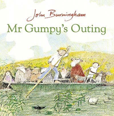 Mr Gumpy's Outing - Jacket