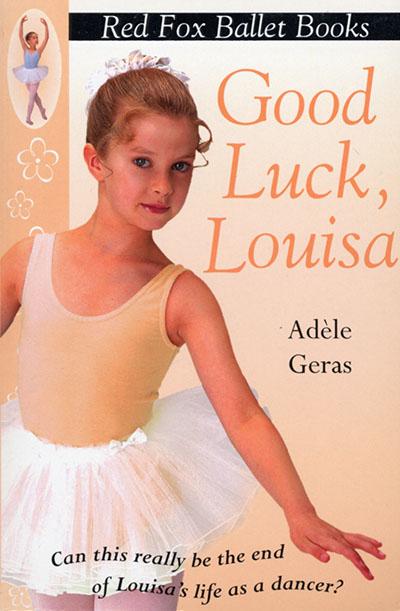 Good Luck, Louisa! - Jacket