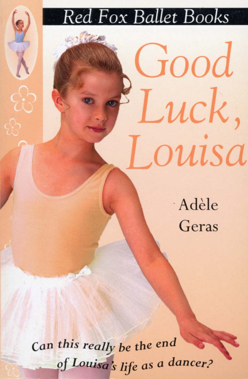 Good Luck, Louisa! - Jacket