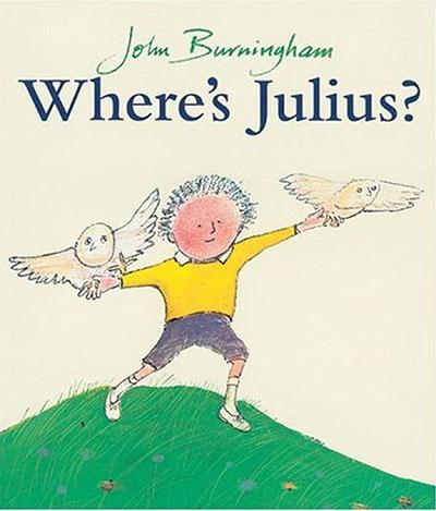 Where's Julius? - Jacket