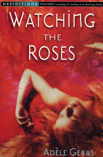 Watching The Roses : Egerton Hall Trilogy 2 - Jacket