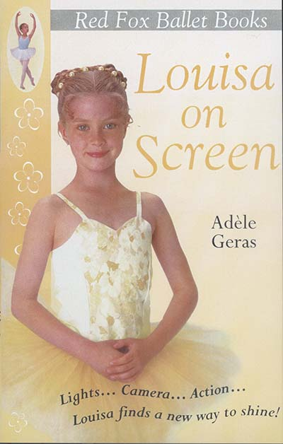 Louisa On Screen : Little Swan Ballet Book 5 - Jacket