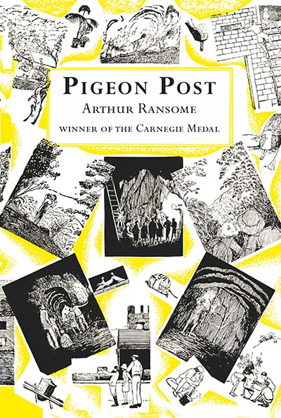 Pigeon Post - Jacket
