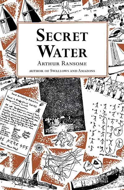 Secret Water - Jacket