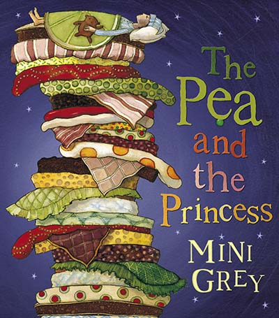 The Pea And The Princess - Jacket