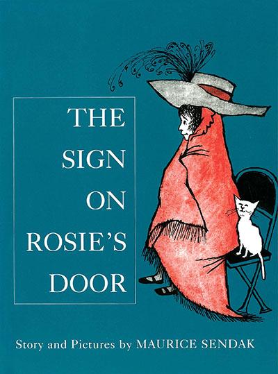 The Sign On Rosie's Door - Jacket