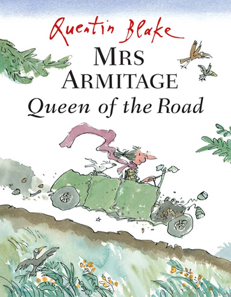 Mrs Armitage Queen Of The Road - Jacket