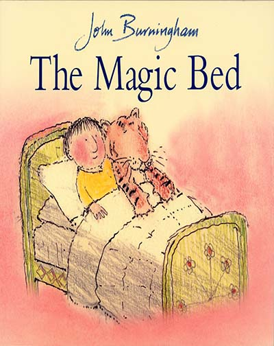 The Magic Bed - Jacket