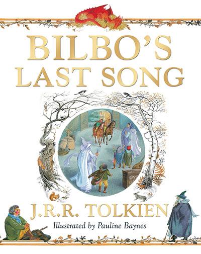Bilbo's Last Song - Jacket