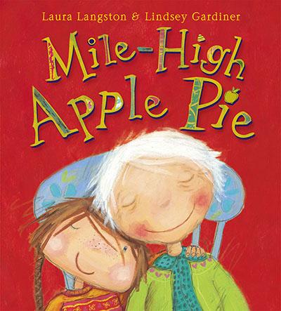 Mile High Apple Pie - Jacket