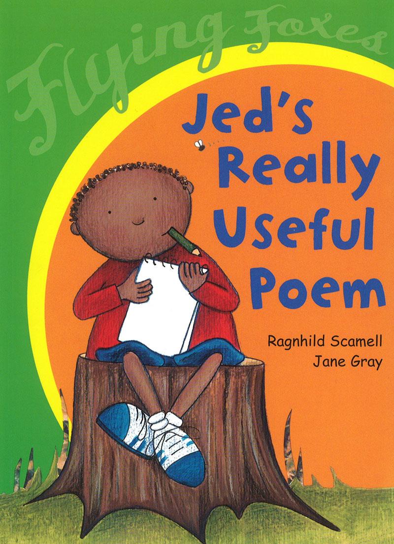 Jed's Really Useful Poem - Jacket