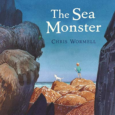 The Sea Monster - Jacket