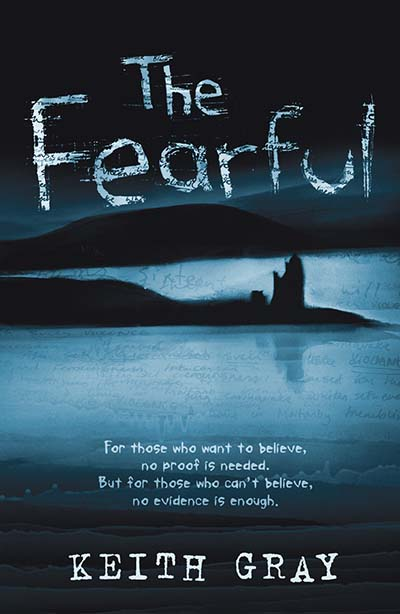 The Fearful - Jacket