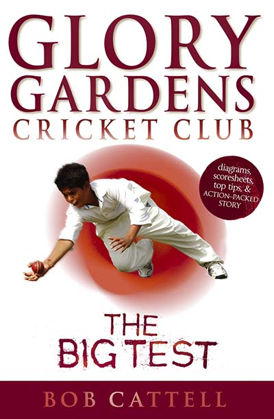 Glory Gardens 3 - The Big Test - Jacket