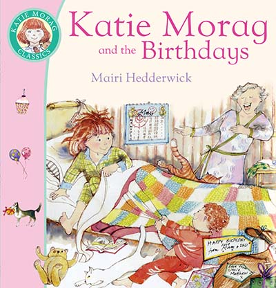 Katie Morag And The Birthdays - Jacket