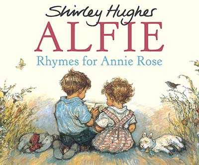 Rhymes For Annie Rose - Jacket