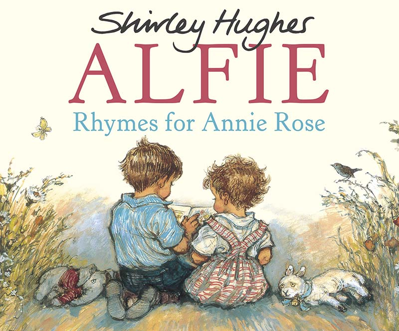 Rhymes For Annie Rose - Jacket