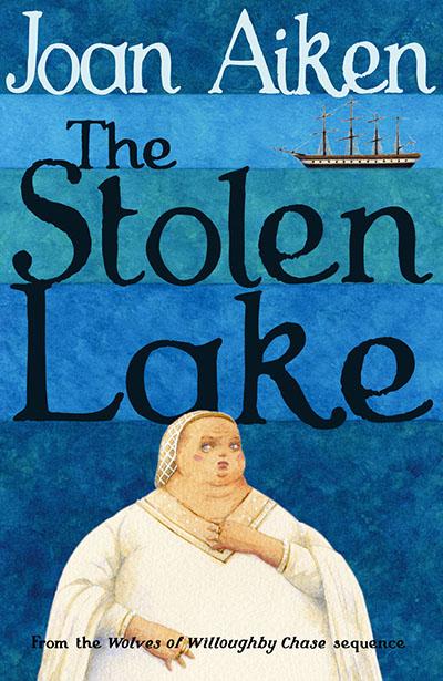 The Stolen Lake - Jacket