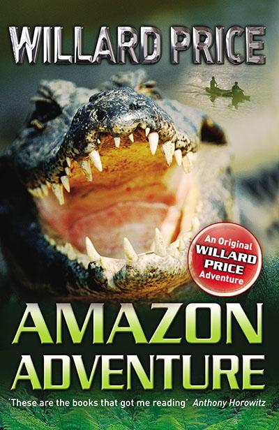 Amazon Adventure - Jacket
