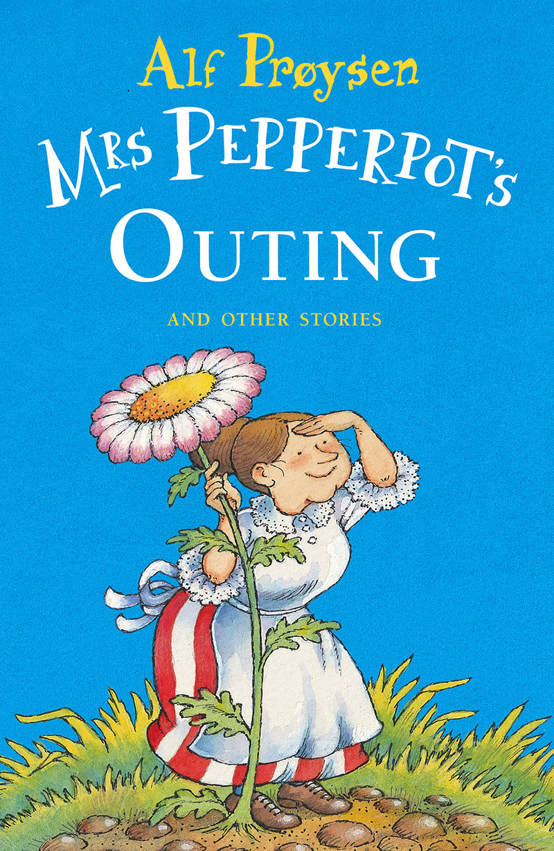 Mrs Pepperpot's Outing - Jacket