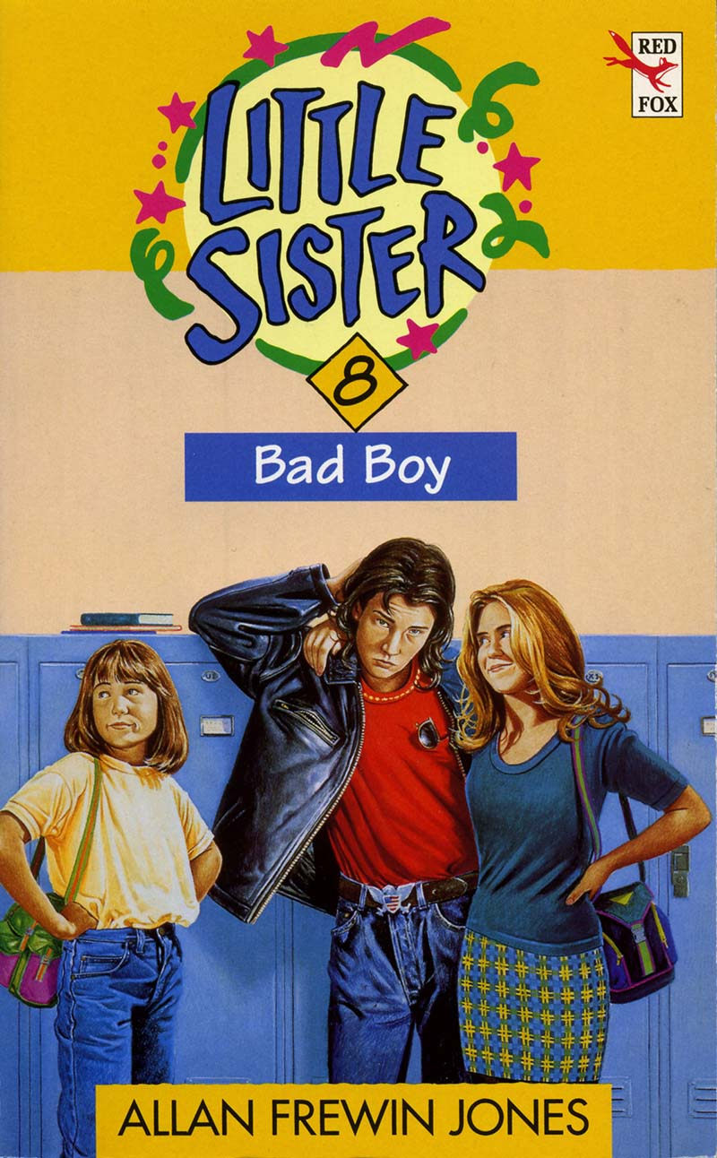 Little Sister 8 - Bad Boy - Jacket