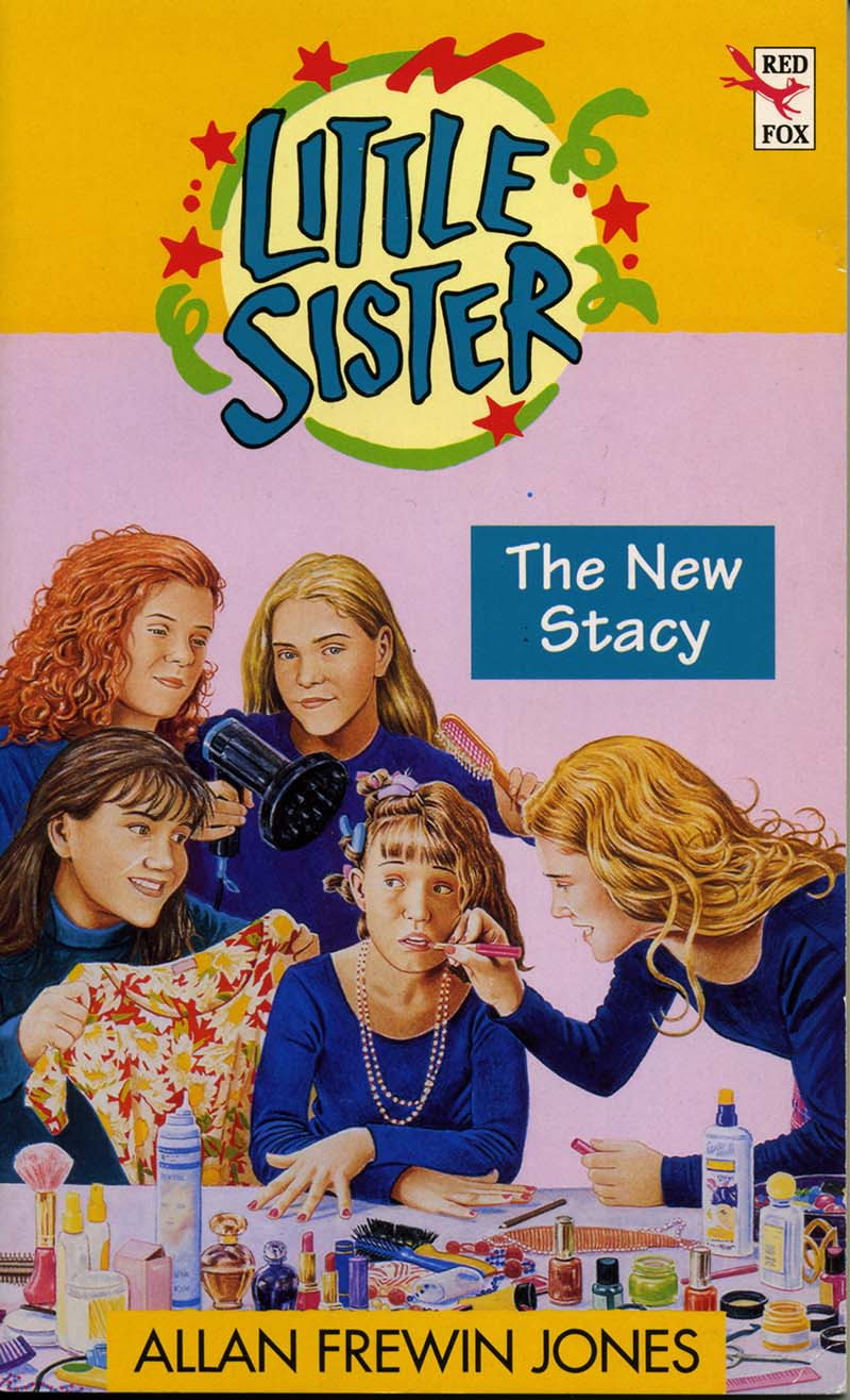 Little Sister 9: The New Stacy - Jacket