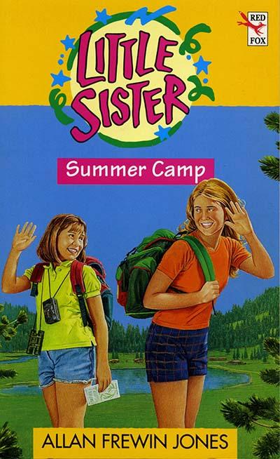 Little Sister 10: Summer Camp - Jacket