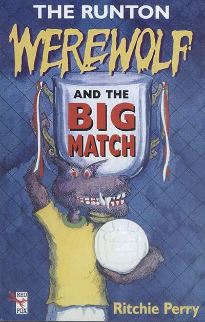 The Runton Werewolf And The Big Match - Jacket