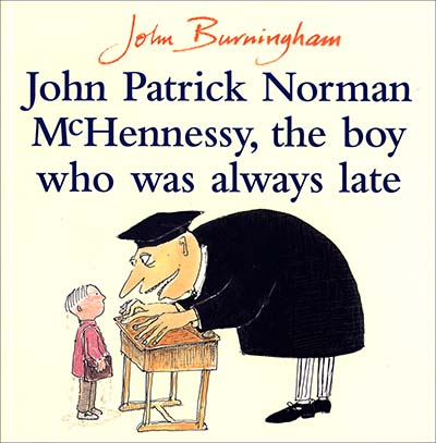John Patrick Norman McHennessy - Jacket
