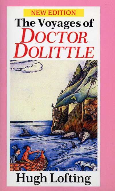 The Voyages Of Dr Dolittle - Jacket