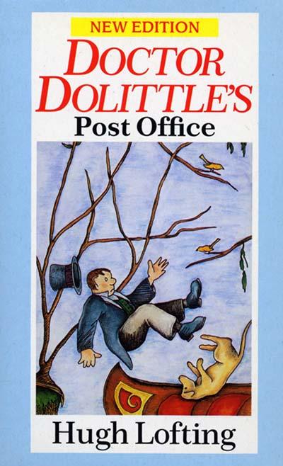 Dr. Dolittle's Post Office - Jacket
