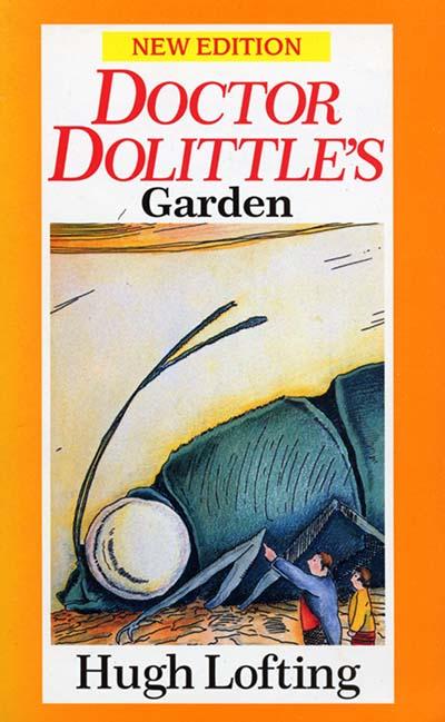 Dr. Dolittle's Garden - Jacket