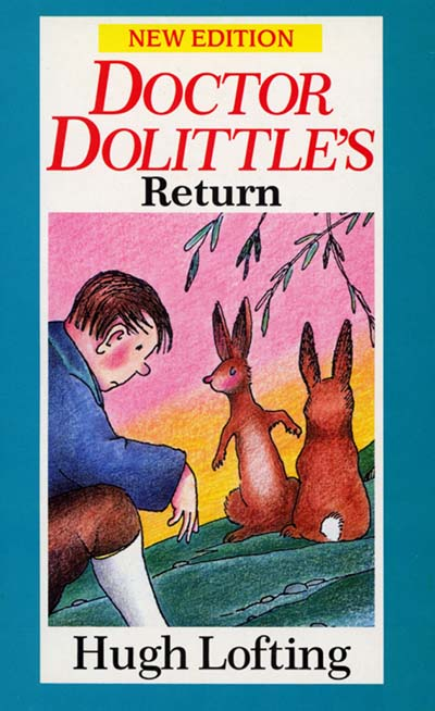 Dr. Dolittle's Return - Jacket